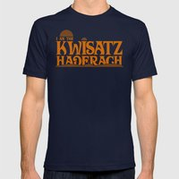 Kwisatz Haderach Mens Fitted Tee Navy SMALL