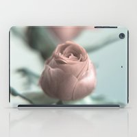 A Pink Rose For Your Swe… iPad Case