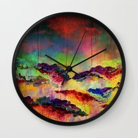 IT'S A ROSE COLORED LIFE… Wall Clock
