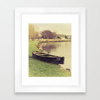 Irish Cot Framed Art Print