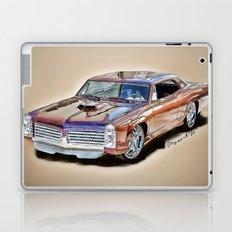 Pontiac GTO Laptop & iPad Skin
