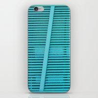 Seaside Set 3 Of 4 iPhone & iPod Skin
