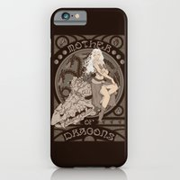 iPhone & iPod Case featuring Mother Of Dragons by DarkChoocoolat