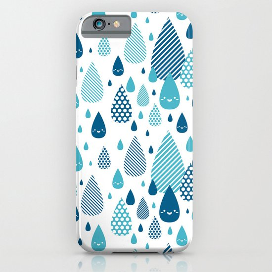 raindrop iPhone & iPod Case