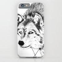 Mister Wolf iPhone 6 Slim Case