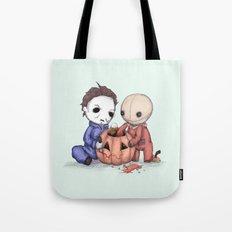 Halloween Helper Tote Bag