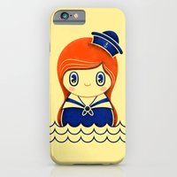 iPhone & iPod Case featuring Navy serie 01 by Matheus Costa