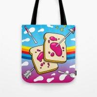 Breakfast Nirvana Tote Bag