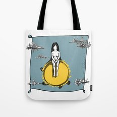 Looking for Sun Tote Bag