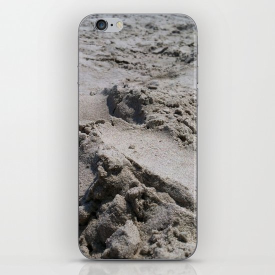 Galveston's Sand iPhone & iPod Skin