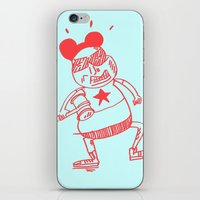 Villain iPhone & iPod Skin