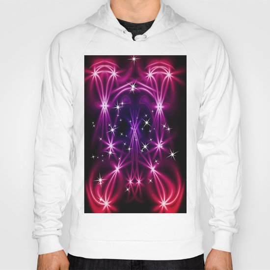 Abstract stars Hoody