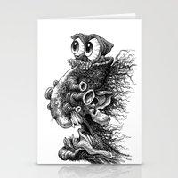 Hoodeyes Stationery Cards