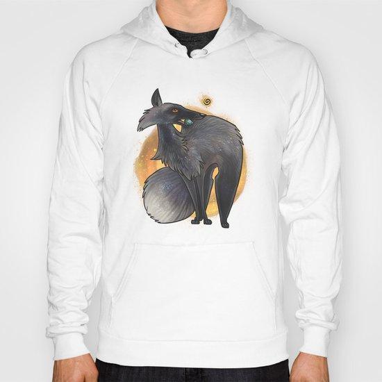 Silver Fox Hoody