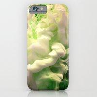 Green envy iPhone 6 Slim Case