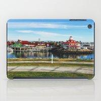 Shoreline Village iPad Case