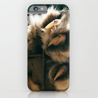 iPhone & iPod Case featuring Lion Claw by Beckah Carney Photography