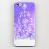 Winter Joy iPhone & iPod Skin