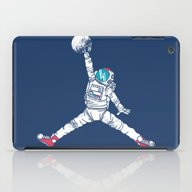 iPad Case featuring Space Dunk by Steven Toang