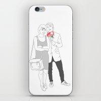 couprel iPhone & iPod Skin