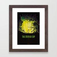 The Minish Cap Framed Art Print