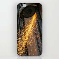 Like a Firework iPhone & iPod Skin