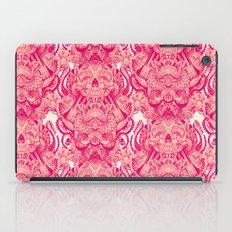 wallpaper skulls iPad Case