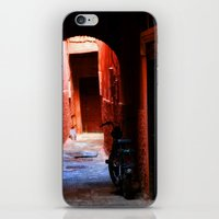 Marrakech iPhone & iPod Skin