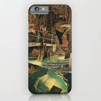 iPhone & iPod Case featuring Cave by Sarah Eisenlohr