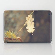 Leaf. iPad Case
