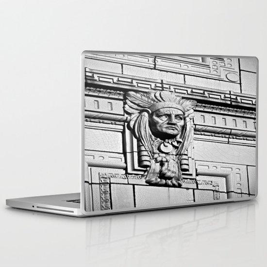 Building Chief Laptop & iPad Skin