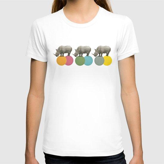 Rambling Rhinos T-shirt