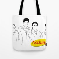A Show About Nothing Tote Bag