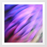 Lilac Times Art Print