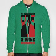 X-Wing Style Hoody