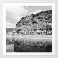 Dordogne Art Print