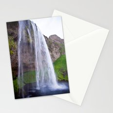rushing down Stationery Cards