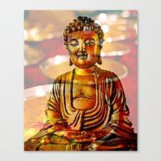 Buddha 2 Canvas Print