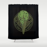 Ice Cream Is My Kryptoni… Shower Curtain