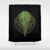Ice Cream Is My Kryptoni… Shower Curtain
