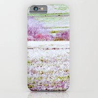 Flower Landscape iPhone 6 Slim Case
