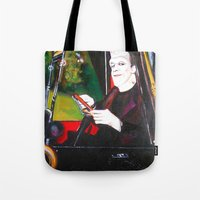 The Munsters Herman Muns… Tote Bag
