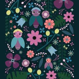 Art Print - Creatures - Carly Watts