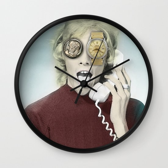time goes by Wall Clock