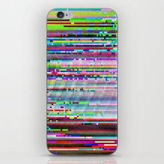 port5x10a iPhone & iPod Skin