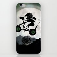 Halo Kid iPhone & iPod Skin