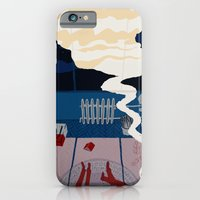 Midnight Talk iPhone 6 Slim Case