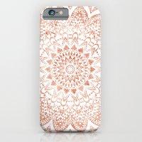 MANDALA SAVANAH iPhone 6 Slim Case