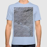 Back Of The Hand Mens Fitted Tee Athletic Blue SMALL