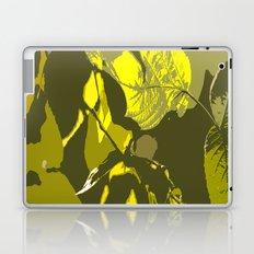 Autumn leaves bathing in sunlight Laptop & iPad Skin